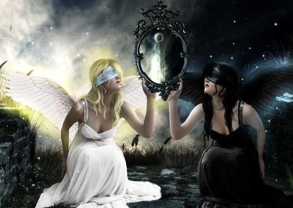 mirror_of_good_and_evil_by_antonellab-d1tqn4j