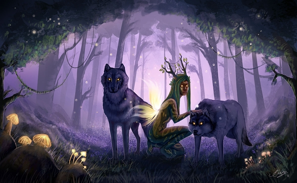 the_daughter_of_mother_earth_by_zimzibar-d4eeitk